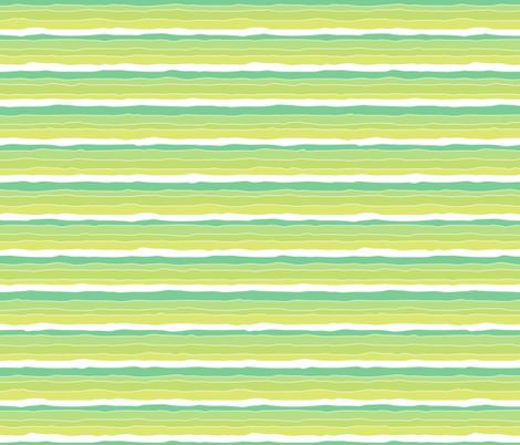 Safari Stripes fabric by jillianmorris on Spoonflower - custom fabric