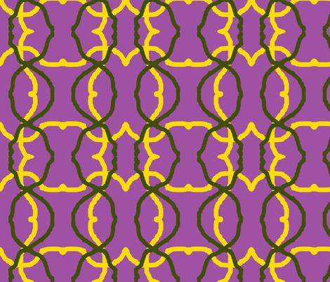 Prosperity, Growth, and Spirit fabric by weaver_phoenyx_aka_birdy on Spoonflower - custom fabric
