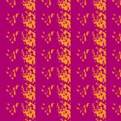 Orange Shoop Hot Pink Vertical
