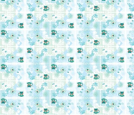 making my mark fabric by sarah_joseph on Spoonflower - custom fabric