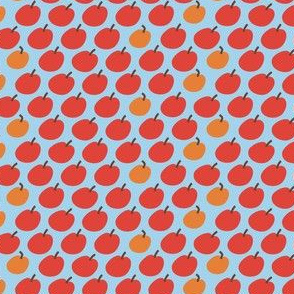 apples blue