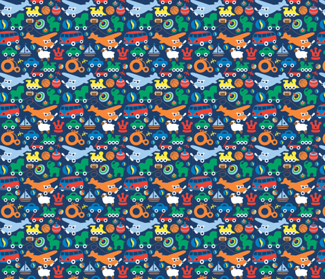 michaelmillerfinal fabric by cashmane on Spoonflower - custom fabric