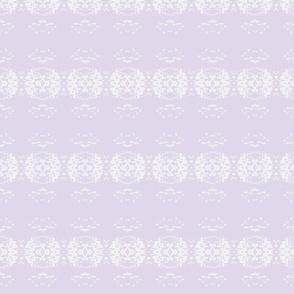 White Shoop Lavender