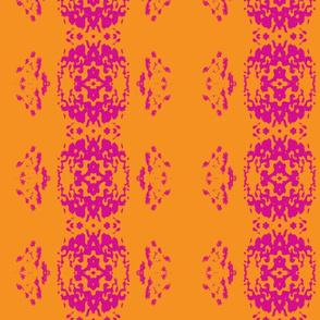 Hot Pink Shoop Orange Vertical