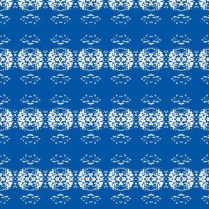 White Shoop Blue