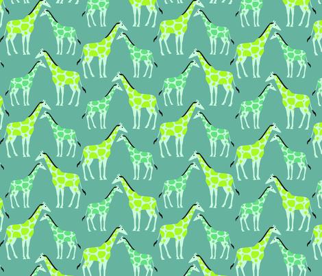Tall Spots fabric by thumbkin on Spoonflower - custom fabric