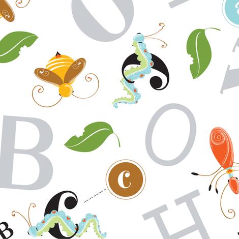 oh_boy fabric by beebottomdesigns on Spoonflower - custom fabric