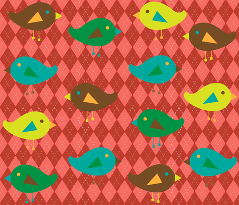 Project_Selvage_Final_Copy fabric by mandywheadon on Spoonflower - custom fabric