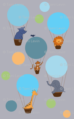 Animal_Balloon_Trip