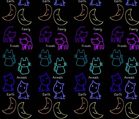 nadzyeya's letterquilt-ed-ed fabric by nadzyeya on Spoonflower - custom fabric