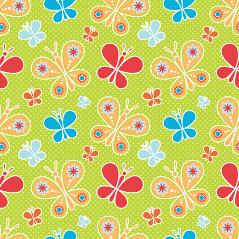 Lovely freedom fabric by martinaness on Spoonflower - custom fabric