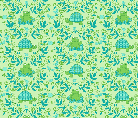 merrytiffydesign fabric by merrytiffy on Spoonflower - custom fabric