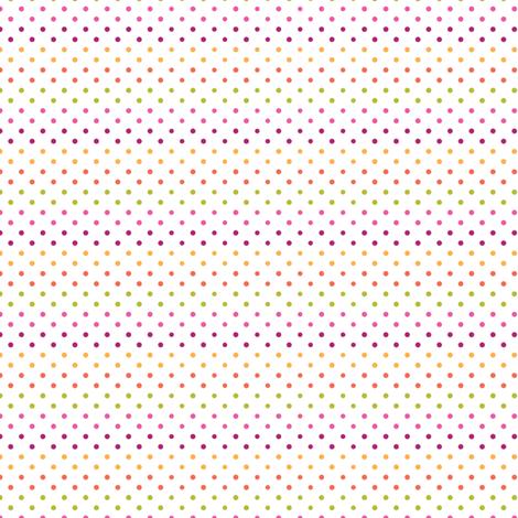 Ola Dots fabric by luana_life on Spoonflower - custom fabric