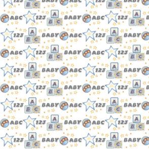 ABC123 Baby Boy