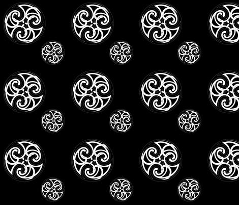 BULGEBULL 1 fabric by umbelas on Spoonflower - custom fabric