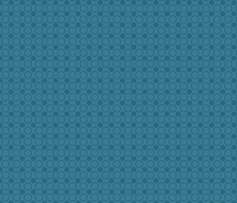 blue_dots fabric by ink_tree on Spoonflower - custom fabric