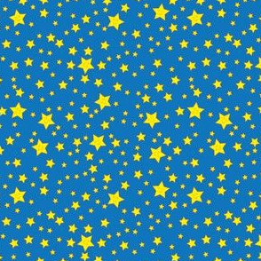 Happy Stars (blue)