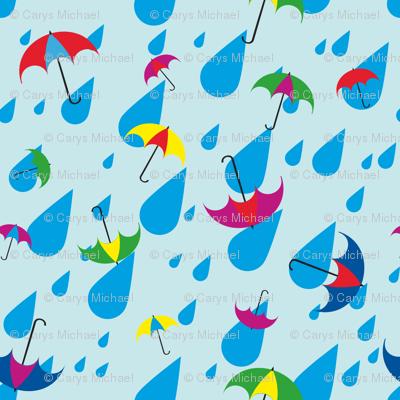 Umbrellas Large