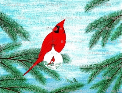 A_Cardinal_to_Remember__A_Christmas_to_Remember