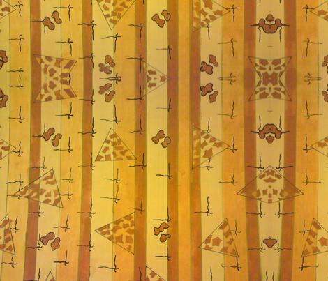 my dog skin fabric by raasma on Spoonflower - custom fabric
