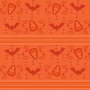 Bats & Candy Corn