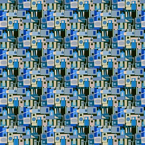 Jodhpur fabric by boris_thumbkin on Spoonflower - custom fabric