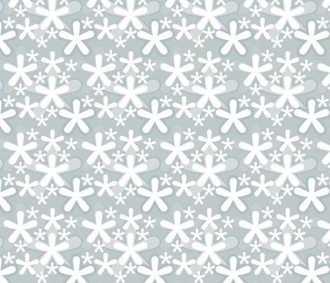 Asterisks Ahoy fabric by pange on Spoonflower - custom fabric