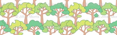 Safari Little Trees