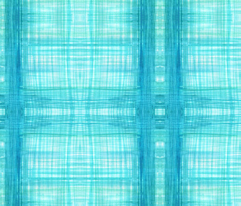 cestlaviv_BLUE SKY  fabric by cest_la_viv on Spoonflower - custom fabric