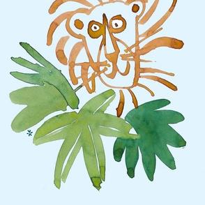 C'EST LA VIV™ Jungle Buddies Collection_LION AROUND