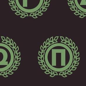 Greek Emblem