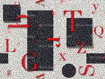 Alphabet Geometrics