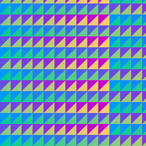 ©2011 quilt slide blue magenta green yellow