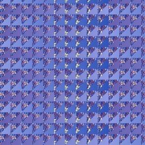 COPYRIGHT 2011 quilt slide hydrangea lavender blue