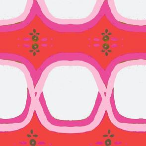 Figure 8 pink