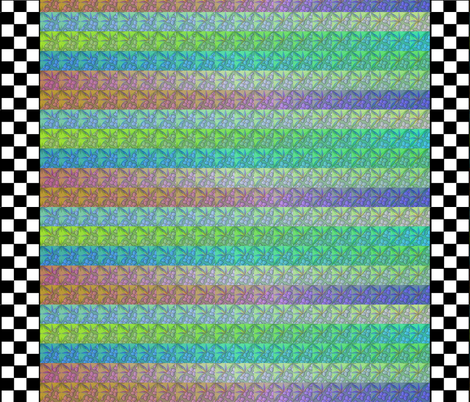 © 2011  Le Quilt! fabric by glimmericks on Spoonflower - custom fabric