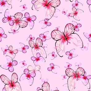 Butterflies Frenzy