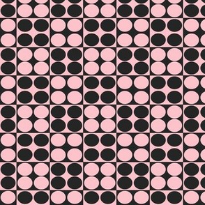 Dot Blocks - Pink