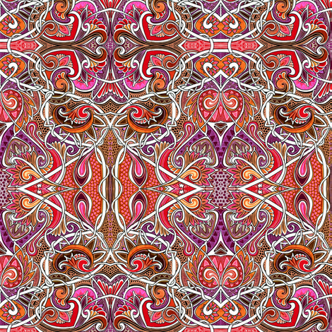 Waiting For Autumn to Get Here fabric by edsel2084 on Spoonflower - custom fabric
