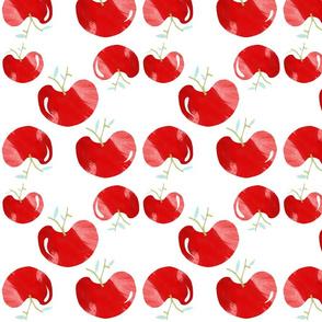 Cherry fabric