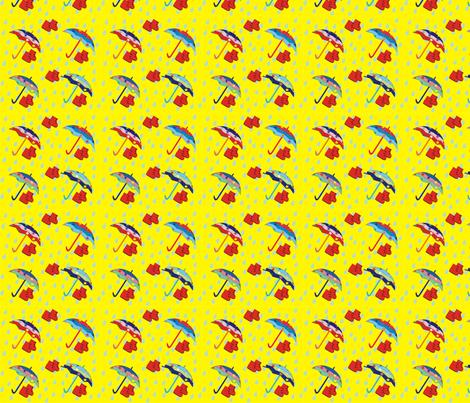 Rain Gear fabric by julie_old_crow on Spoonflower - custom fabric