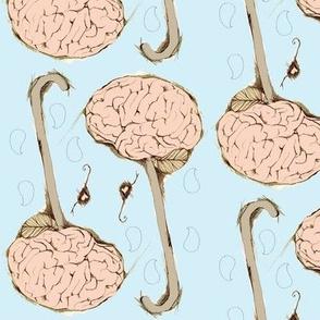 My Brain is My Heart's Umbrella