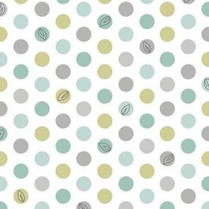 Lotsa Dots - Leaf