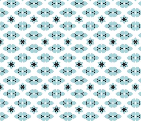 BioPaleBlue fabric by indalizaluciano on Spoonflower - custom fabric