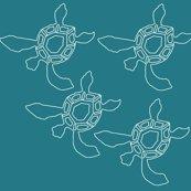 Rrrrbaby-sea-turtles-outline-on-dk-grnbl_shop_thumb