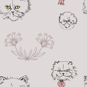 william meowrris