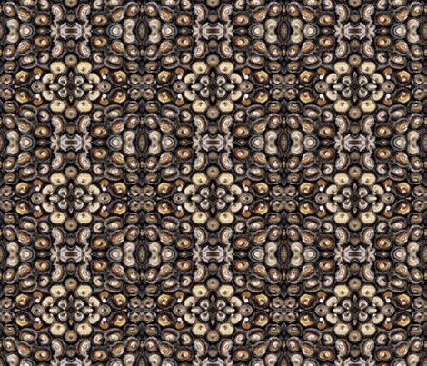 Mushroom Caps fabric by cricketswool on Spoonflower - custom fabric