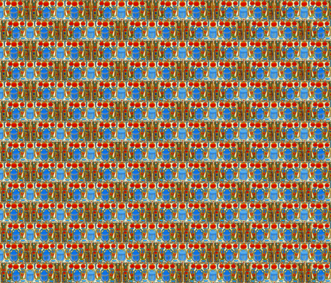 Scarabs_2 fabric by ateliergigi on Spoonflower - custom fabric