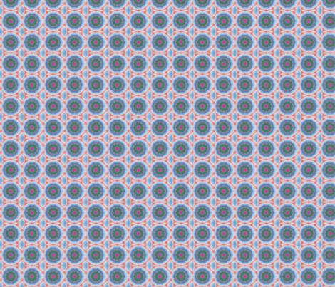 kaleidoscope fabric by vicrace on Spoonflower - custom fabric