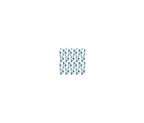 rainpattern fabric by egare on Spoonflower - custom fabric